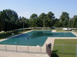 Safety Pool Custom Cover - Commercial Pool Equipment