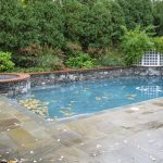 Safety Pool Cover - Pool Opened