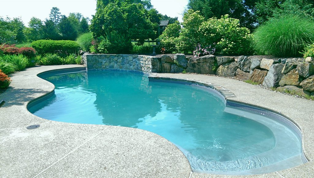 Residential Swimming Pool Services
